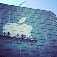 Photo taken at Moscone West by Ben A. on 6/6/2013