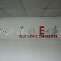 Photo taken at E-volution E-cig by Kenneth C. on 2/3/2014