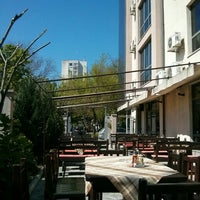 Photo taken at Ресторант Алианс (Restaurant Aliance) by Petko M. on 4/23/2015