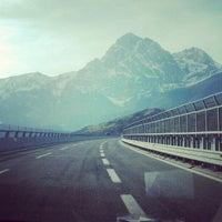 Photo taken at Borgorose by ah_nino_nino on 12/25/2012