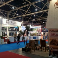Photo taken at Vakantiebeurs by Omero M. on 1/9/2013