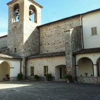 Photo taken at Convento Francescano di Montesanto by Omero M. on 4/6/2013