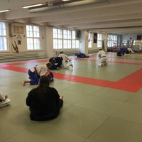 Photo taken at Helsingin Ju-jutsuklubi by Tanya S. on 7/1/2017