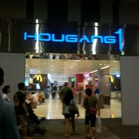 Photo taken at Hougang 1 by Atit T. on 10/21/2012