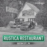 Photo taken at Rustica Restaurant by Onassis Y. on 7/24/2013