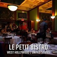 Foto tomada en Le Petit Bistro por Onassis Y. el 5/30/2016