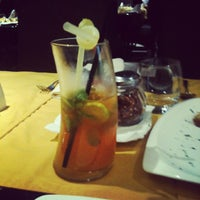 Photo taken at L5 Restaurant & Lounge by Harshil M. on 3/29/2013