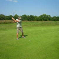 Photo taken at Eagle Bend Golf Course by Alexander N. on 8/22/2015