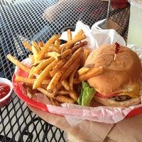 Photo taken at Village Burger by TJ on 6/28/2013