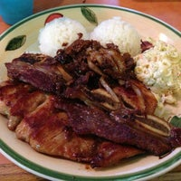 Photo prise au Waikikie Hawaiian BBQ par TJ le3/17/2013