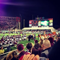 Photo taken at Camping World Stadium by C-Lane on 12/28/2012