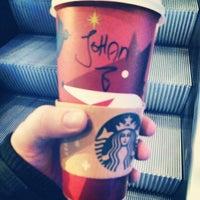 Photo taken at Starbucks by Johan S. on 12/6/2012