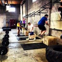 Photo taken at MMA 21 & South Salt Lake CrossFit by Aponi H. on 11/5/2013