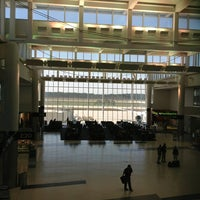 Photo taken at Terminal E by H A. on 2/19/2013