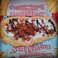 Photo taken at BeaverTails by siva on 6/16/2013