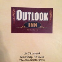 Photo taken at Outlook Inn by Jeremy T. on 8/27/2013