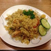 Photo taken at Bangkok Noodles by Armando M. on 5/5/2013