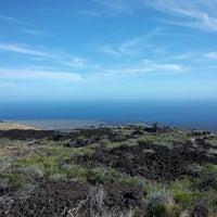 Photo taken at Kealakomo Overlook by Kenya J. on 3/5/2013