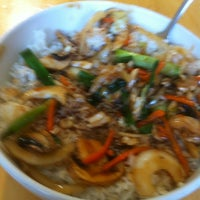 Photo taken at Tin Drum Asian Kitchen - The Collection at Forsyth by Rose L. on 1/25/2013
