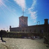 Photo taken at Castillo de Montjuic by Antonio José A. on 2/3/2013