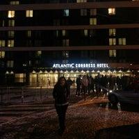 Das Foto wurde bei ATLANTIC Congress Hotel Essen von Lioness1905 am 3/11/2013 aufgenommen