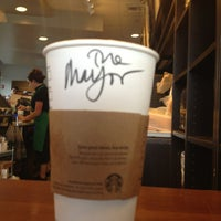 Photo taken at Starbucks by Billy S. on 8/19/2013