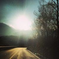 Photo taken at Guardiagrele by nicola (tbr) on 2/20/2013