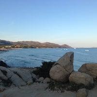 Photo taken at Atahotel Tanka Village Resort by Damka on 8/27/2014