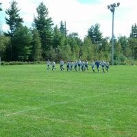 Photo taken at CYAA Soccer Fields by Marc N. on 9/15/2013