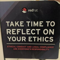 Photo taken at Red Hat by Marc N. on 7/12/2017