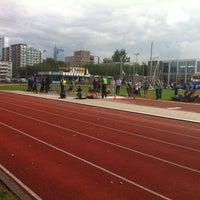 Photo taken at Sportcomplex Nenijto by Sandra on 10/5/2013