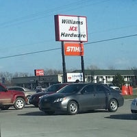 Photo taken at Williams Ace Hardware by Van F. on 4/11/2013