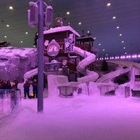 Photo taken at Ski Egypt by عمر السويط on 4/9/2018