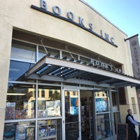 Photo taken at Books Inc. by Adam S. on 11/3/2016