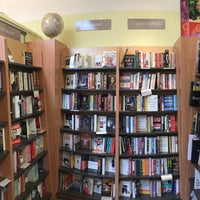 Photo taken at Books Inc. by Adam S. on 10/24/2016