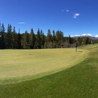 Photo taken at The River Course At Keystone by Adam S. on 10/5/2014