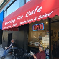 Photo taken at Morning Fix by Adam S. on 7/23/2016