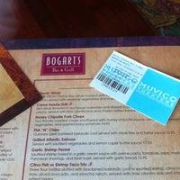 Photo taken at Bogarts Bar & Grill by Kelly V. on 12/9/2013