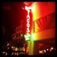 Photo taken at Rocco's Tacos and Tequila Bar by Howard K. on 1/4/2013