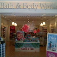 Photo taken at Bath & Body Works by Stuart H. on 5/19/2013