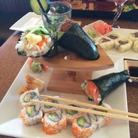 Photo taken at Masa Sushi Japanese Restaurant by Kyle T. on 11/19/2014