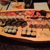 Photo taken at Land of Sushi by Miraaj S. on 1/16/2013