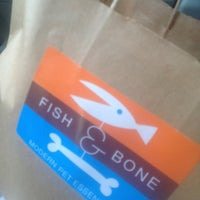 Photo taken at Fish & Bone by Joe S. on 2/22/2013