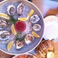 Photo taken at The Seafood Bar by Svetlana K. on 2/10/2013