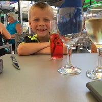 Photo taken at L'amiral - Bar Restaurant by Kelly V. on 7/29/2017