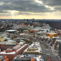 Photo taken at PanoramaPunkt by Michael B. on 4/1/2013