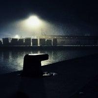 Photo taken at Hafen Wismar by Michael B. on 11/8/2013