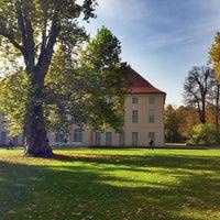 10/20/2012 tarihinde Michael B.ziyaretçi tarafından Schlosspark Niederschönhausen'de çekilen fotoğraf