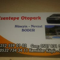 Photo taken at Esentepe Otopark by Hüseyin B. on 2/25/2016
