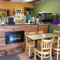 Photo taken at Askale Cafe by Matt A. on 6/30/2013